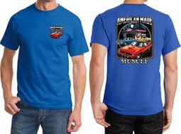 Dodge Chrysler American Made Front & Back Shirts