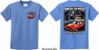 Dodge Chrysler American Made (Front & Back) Youth T-shirt