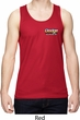 Dodge Dart Pocket Print Mens Moisture Wicking Tanktop