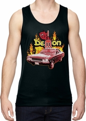 Dodge Demon Dry Wicking Tank Top