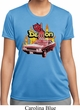 Dodge Demon Ladies Dry Wicking T-shirt
