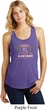 Dodge Garage Hemi Ladies Racerback Tank Top