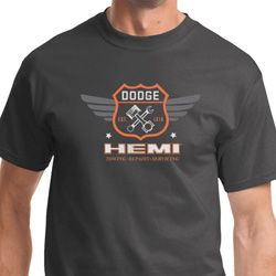 Dodge Garage Hemi Shirts