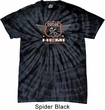 Dodge Garage Hemi Spider Tie Dye Shirt