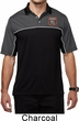 Dodge Garage Pocket Print Mens Polo Shirt