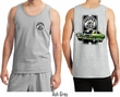 Dodge Green Super Bee (Front & Back) Tank Top
