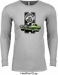 Dodge Green Super Bee Long Sleeve Thermal Shirt