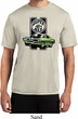 Dodge Green Super Bee Mens Moisture Wicking Shirt