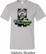 Dodge Green Super Bee Mens Tall Shirt