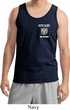 Dodge Guts and Glory Ram Logo Pocket Print Mens Tank Top