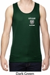Dodge Guts and Glory Ram Pocket Print Mens Moisture Wicking Tanktop