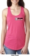 Dodge Hemi Pocket Print Ladies Ideal Tank Top