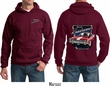 Dodge Plymouth Roadrunner (Front & Back) Hoodie