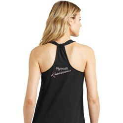 Dodge Plymouth Roadrunner Neck Print Ladies Shirts