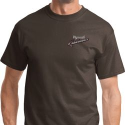 Dodge Plymouth Roadrunner Pocket Print Mens Shirts