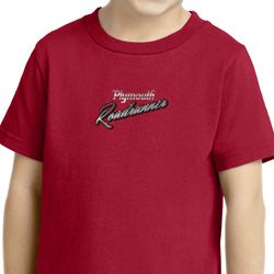 Dodge Plymouth Roadrunner Small Print Kids Shirts