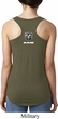 Dodge Ram Logo Neck Print Ladies Ideal Tank Top