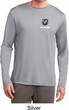 Dodge Ram Logo Pocket Print Mens Dry Wicking Long Sleeve Shirt
