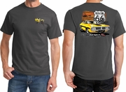 Dodge Route 66 Charger RT Front & Back Shirts