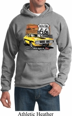 Dodge Route 66 Charger RT Hoodie