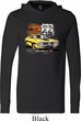 Dodge Route 66 Charger RT Lightweight Hoodie Tee