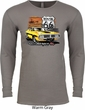 Dodge Route 66 Charger RT Long Sleeve Thermal Shirt