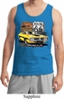 Dodge Route 66 Charger RT Mens Tank Top