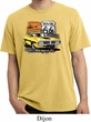 Dodge Route 66 Charger RT Pigment Dyed Shirt