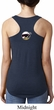 Dodge Scat Pack Logo Neck Print Ladies Ideal Tank Top