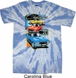 Dodge Shirt Challenger Trio Twist Tie Dye Tee T-shirt