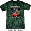 Dodge Shirt Chrysler American Made Spider Tie Dye Tee T-shirt