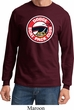 Dodge Shirt Dodge Scat Pack Club Long Sleeve Tee T-Shirt