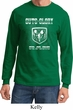 Dodge Shirt Guts and Glory Ram Logo Long Sleeve Tee T-Shirt
