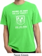 Dodge Shirt Guts and Glory Ram Logo Pigment Dyed Tee T-Shirt