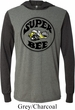 Dodge Shirt Super Bee Lightweight Hoodie Tee
