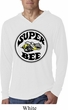 Dodge Shirt Super Bee Lightweight Hoodie Tee T-Shirt