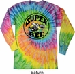 Dodge Shirt Super Bee Long Sleeve Tie Dye Tee T-shirt