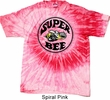 Dodge Shirt Super Bee Tie Dye Tee T-shirt