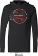 Dodge Shirt Vintage Dodge Sign Lightweight Hoodie Tee