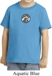 Dodge Super Bee Circle Logo Middle Print Toddler Shirt