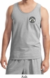 Dodge Super Bee Circle Logo Pocket Print Mens Tank Top