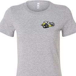 Dodge Super Bee Logo Pocket Print Ladies Shirts