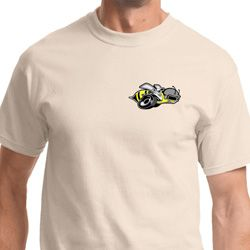 Dodge Super Bee Logo Pocket Print Mens Shirts