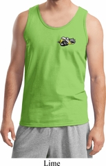 Dodge Super Bee Logo Pocket Print Mens Tank Top