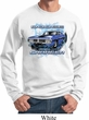 Dodge Sweatshirt Blue Dodge Charger Sweat Shirt