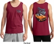 Dodge Tank Top Plymouth Cuda (Front & Back) Tanktop