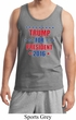 Donald Tank Top Trump 2016 Mens Tanktop