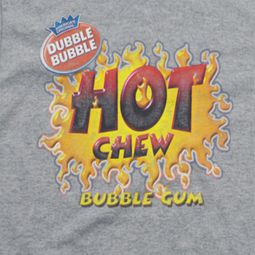 Double Bubble Hot Chew Shirts