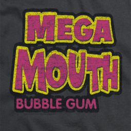 Double Bubble Mega Mouth Shirts