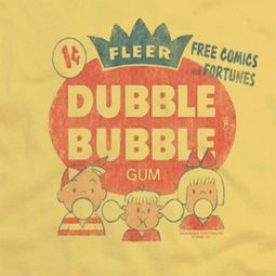 Double Bubble One Cent Shirts